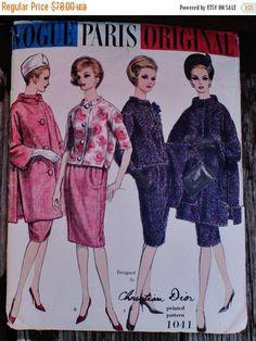 50% off BlackFriday Vogue Paris Original 1041 by EleanorMeriwether