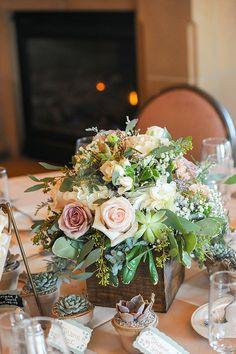 Wedding Flowers San Diego | Breathtaking Bridal Bouquets | Rustic Romance | Briana & David's Wedding | Maderas Golf Club | rustic elegance