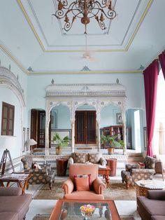 Samode Review: Showcasing Both Samode Haveli in Jaipur and Samode Palace Just Outside Jaipur