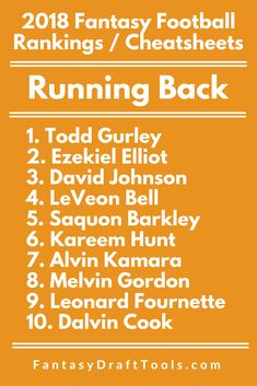 Basketball 5 Second Rule Info: 5507164913 Fantasy Football Rankings, Fantasy Draft, Alvin Kamara, Kirk Cousins, Todd Gurley, Deshaun Watson, Le'veon Bell, Fantasy Baseball