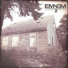 Eminem - The Marshall Lp2 Mathers LP Record Album On Vinyl