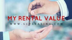 Find out the true value of your investment property today with #SCVLeasing!
