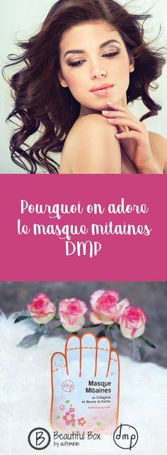 PAUSE COCOONING: pourquoi on adore le masque mitaines DMP
