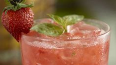 Strawberry Basil Lemonade | Recipes | Food & Drink | Fox News