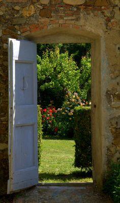 The Secret Garden by Linda Bandinelli