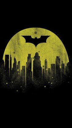 Wallpaper Iphone - Batman City iPhone Wallpaper - Wildas Wallpaper World Joker Batman, Batman Und Catwoman, Batman City, Batman Arkham City, Spiderman, Batman Ninja, Batman Robin, Batman Wallpaper Iphone, Batman Backgrounds