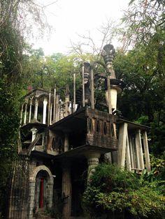 Xilitla, México: El Jardín surrealista de Edward James,© Victor Delaqua