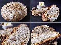 Portuguese seeded bread Portuguese Food, Portuguese Recipes, Seed Bread, Azores, Bread Rolls, Bagels, Bread Baking, Terra, Vegetarian Recipes