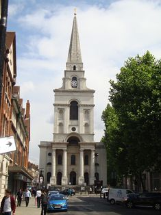 Hawksmoor Christ Church Spitalfields