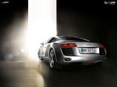 Papel de Parede - Audi R8