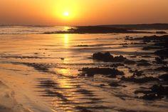 Aqui otra imagen de un atardecer perfecto en Puerto Peñasco(Rocky Point).