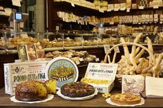 Paolo Atti & Figli - lovely produce shop. Buy dried pasta.