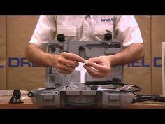 Tirando Dúvidas: Dremel 4000 x Dremel Gravador - Gravação em Vidro - YouTube