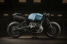 R3 Racer - Sinroja BMW R110 R ~ Return of the Cafe Racers