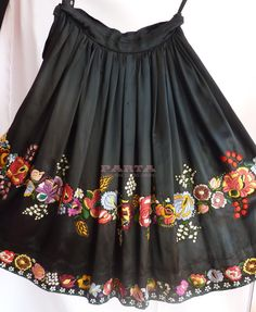 Textiles, Floral Fashion, Cross Stitch Embroidery, Boho Shorts, Indian, Bride, Skirts, Dresses, Women