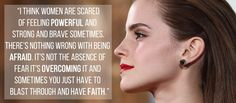 """<b>Emma Watson's UN <a href=""""http://www.buzzfeed.com/rossalynwarren/emma-watson-says-that-the-view-feminism-is-man-hating-has-to#47yug0n"""">speech about gender equality</a> was incredible</b>, but it's not the first time she's been so wonderfully inspiring. Here are some of her best quotes."""