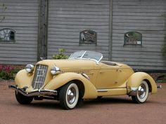 1935 Auburn 851 S-C Speedster