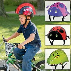 Raskullz Kids Bike Helmet, Bicycle Safety - Leaps and Bounds Kids
