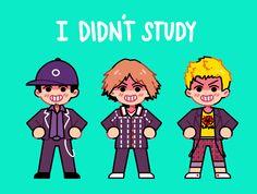 Go to class jocks I can't wait for Persona so we can see these boys together Persona 5 Memes, Persona 4, Yosuke Hanamura, Atlus Games, Otaku, Shin Megami Tensei Persona, Akira Kurusu, Another Anime, Games