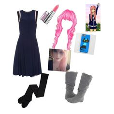 LDShadowLady minecraft / YouTube by pinkzebrachloe on Polyvore featuring polyvore, fashion, style, Paul Smith and rsvp