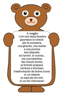 Filastrocche Rime Creatività | Patrizianencinidee | Fiabastrocca Learning Italian, Cute Images, Nursery Rhymes, Activities For Kids, Fairy Tales, Poems, Classroom, Teaching, Education
