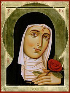 Les 15 jeudis de Sainte Rita 2/15 - images saintes