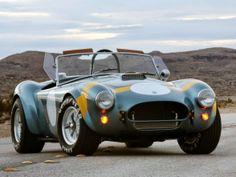 2014 Shelby Cobra 289 FIA 50th Specs - Motor Car Gallery