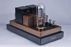 Mono and Stereo High-End Audio Magazine: Line Magnetic G-212 power amplifier