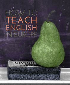 the Dream: How to Start Teaching English in Europe Ever thought about becoming an English teacher in Europe? Here are some tips to get started.Ever thought about becoming an English teacher in Europe? Here are some tips to get started. Teaching Overseas, Moving Overseas, Work Abroad, Study Abroad, Teaching English Online, English Teachers, Travel Careers, Reisen In Europa, Volunteer Abroad