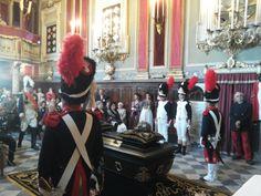 Messa in Suffragio di Napoleone Chiesa della Misericordia 5 Maggio 2014