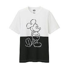 MEN DISNEY PROJECT Short Sleeve Graphic T-Shirt