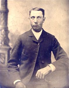 Gilbert Mount Soden, son of Jonathan Soden and Mary Hillyer Soden, b. 1838