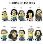 minions of anarchy - Google Search