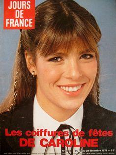 Princess Caroline of Monaco-JOURS DE FRANCE nº1303-December 22-28,1979.