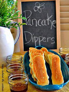 Pancake dips