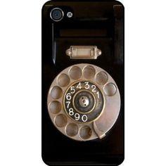 Une coque de téléphone vintage !