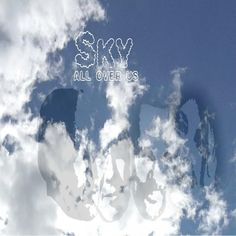 """Check out my new album """"Sky All Over Us"""" distributed by DistroKid and live on Deezer!"""