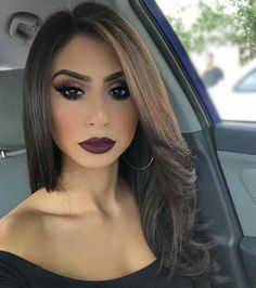 56 Inspiring Winter Smokey Eye Makeup for Teen Girls Smokey eyes have long become the trend employed for seduction. It's refreshing and it's real, making the ideal beauty trend just what you would like it to be. Makeup Inspo, Makeup Inspiration, Makeup Tips, Beauty Makeup, Hair Beauty, Makeup Ideas, Makeup Designs, Makeup Style, Makeup Trends