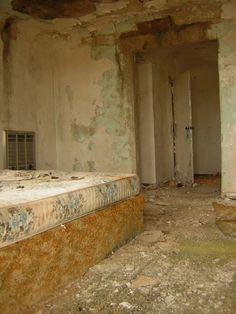 Abandoned Hotel, New Mexico