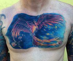 60 Phoenix Tattoo Designs For Men - A 1,400 Year Old Bird Phoenix Tattoo Sleeve, Rising Phoenix Tattoo, Phoenix Tattoo For Men, Phoenix Tattoo Design, Phoenix Tattoos, Tribal Face Tattoo, Tribal Chest Tattoos, Cool Chest Tattoos, Cool Tattoos