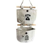 """""""Jute Hanging Organiser"""" available on: http://simplecastle.com/product-details.asp?id=200"""