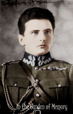 Stefan Grot-Rowecki (1895 - 1944), Polish general, journalist and the leader of the Armia Krajowa.  Murdered by the Gestapo during the WWII.