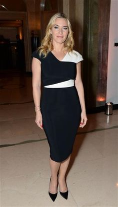 Kate Winslet attends Harper's Bazaar Women of the Year Awards & after party in London on Nov. 3, 2015.