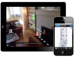 MagicPlan by SENSOPIA - An APP for measuring and drawing floor plans in seconds. Looks cool, will report how cool, once I use it. Planning App, Room Planning, Create Floor Plan, Application Iphone, Applications Mobiles, Smartphone, Technology Tools, Looks Cool, Home Interior