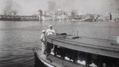 La lanchita de #Regla #Cuba #LaHabana, años 50