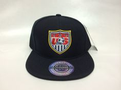 f0f705896ba08 USA Soccer Hat Cap World Cup Team Logo BRAZIL 2014 snapback