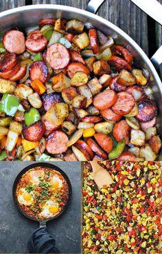 25 schnelle und günstige Gerichte für Studenten