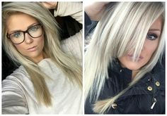 40 Fashionable Hairstyles Ideas For Ash Blonde Hair - Ash Blonde Hair Dye, Light Ash Blonde, Blonde Balayage, Dyed Hair, Ashy Blonde, Beige Blonde, Luxy Hair, Hairstyles Haircuts, Hair Dos