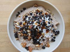 Best Gluten-Free Coconut Buckwheat Porridge Recipe