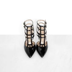 """Starring the new Charlotte Olympia Moma Pumps, shop at FORZIERI.COM, details in bio @forzieri"""